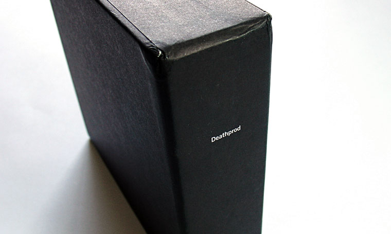 deathprod boxeset