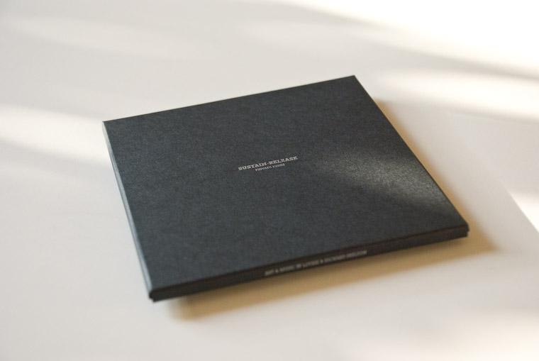 Richard Skelton Sustain Release cover