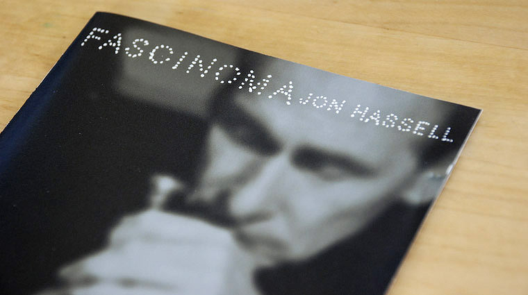 Jon Hassell cover