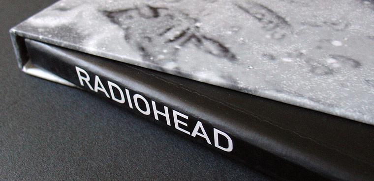 Radiohead In Rainbows cover