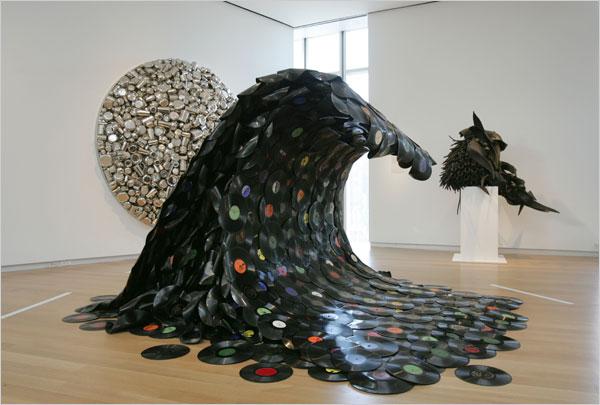 radiohead amnesiac art