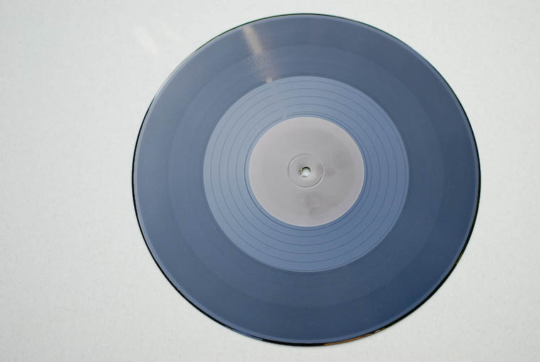Portishead vinyl record cover design