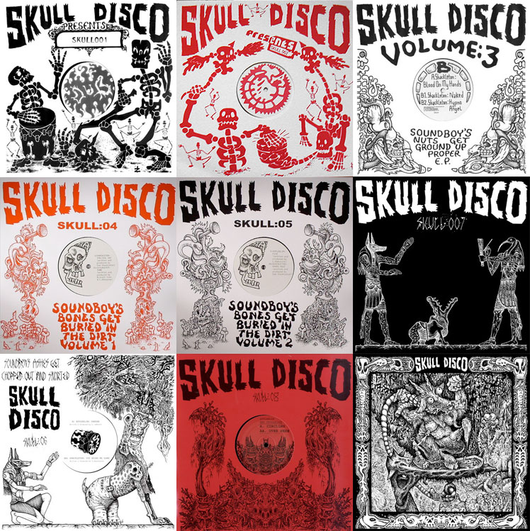 skull-disco