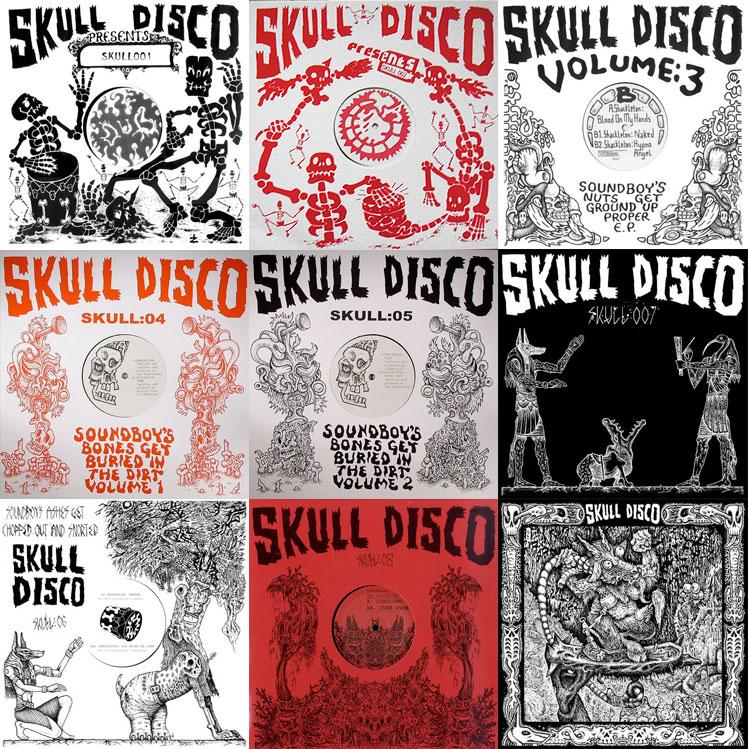 skull-disco