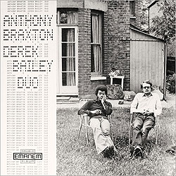 Derek Bailey and Anthony Braxton