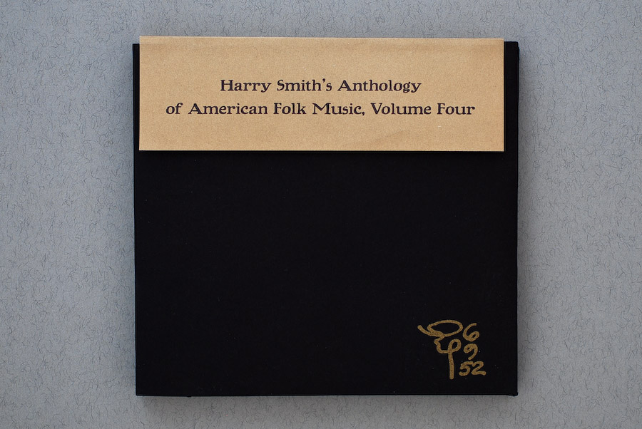 Harry Smith's Anthology of American Folk Music, Volume Four