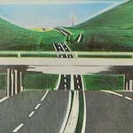 Kraftwerk, Autobahn (non-UK version)