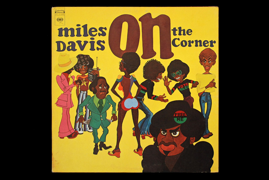 Miles Davis - On The Corner