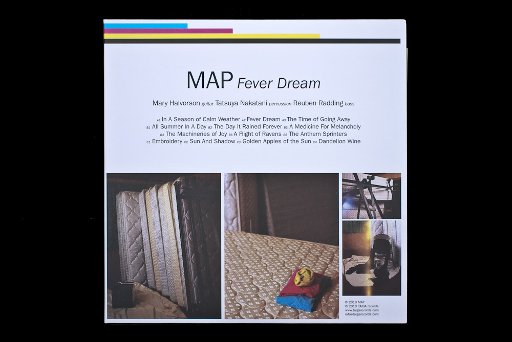 Map - Fever Dream
