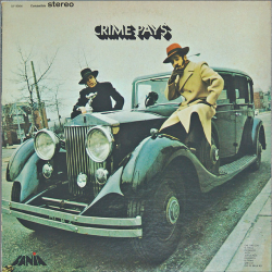 1972 - Willie Colon, Crime Pays (Izzy Sanabria)
