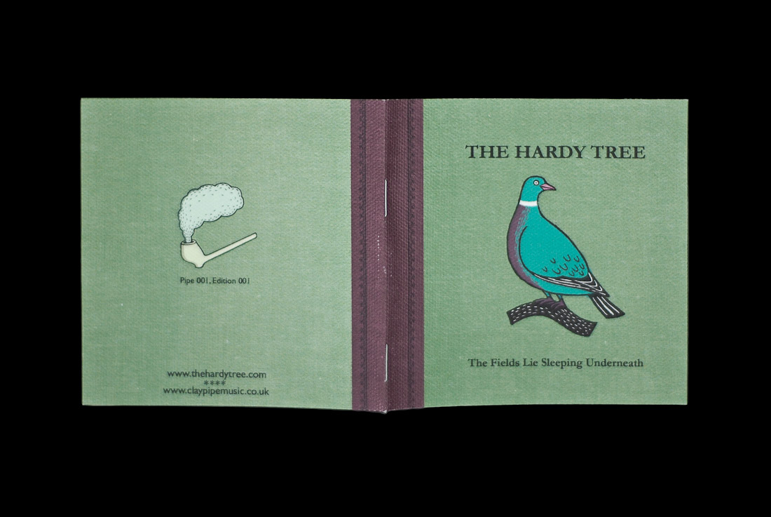 The Hardy Tree - The Fields Lie Sleeping Underneath