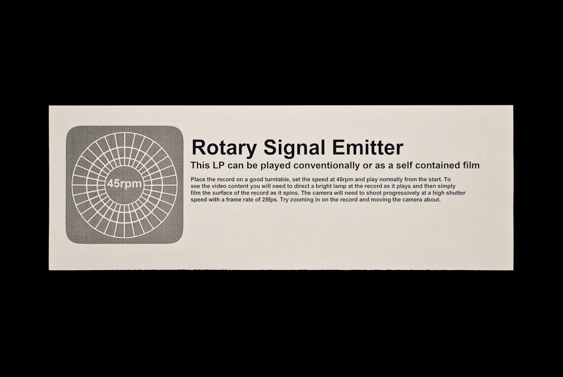 Rotary Signal Emitter