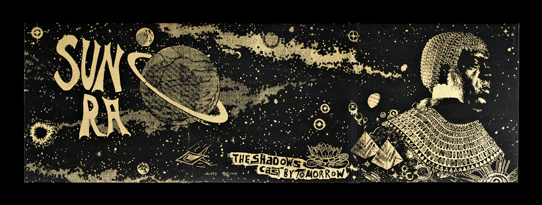 Sun Ra - The Shadows Cast By Tomorrow