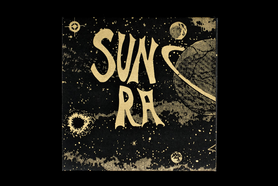 Sun Ra - The Outer Darkness