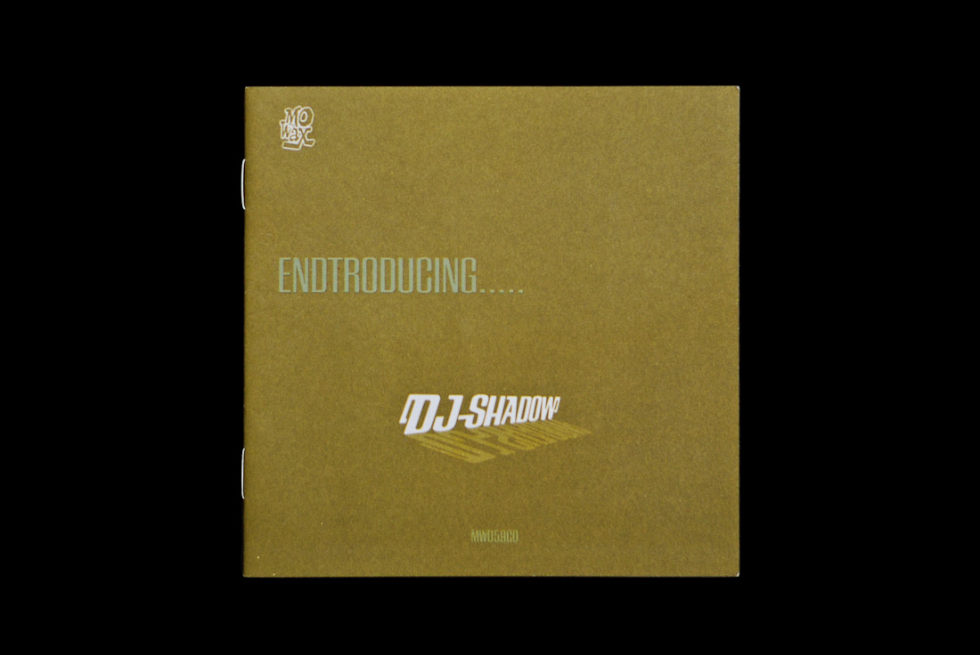DJ Shadow - Entroducing.....
