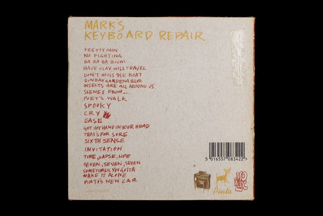 Keyboard Money Mark - Marks Keyboard Repair