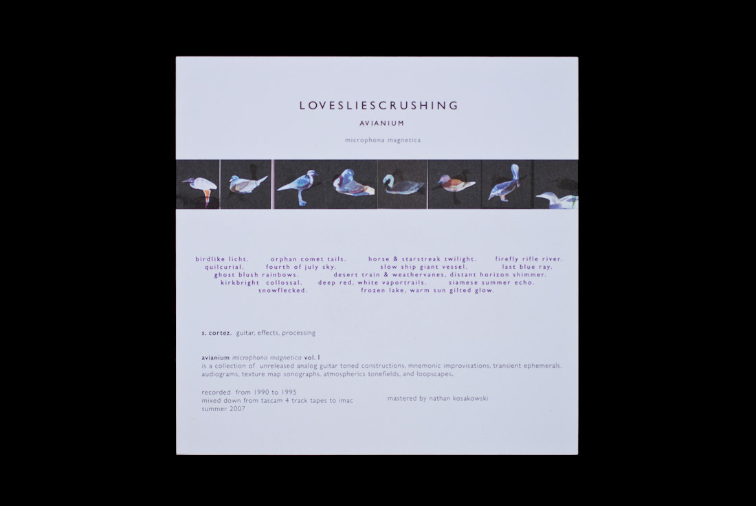 Loveliescrushing - Girl Echo Suns Veils