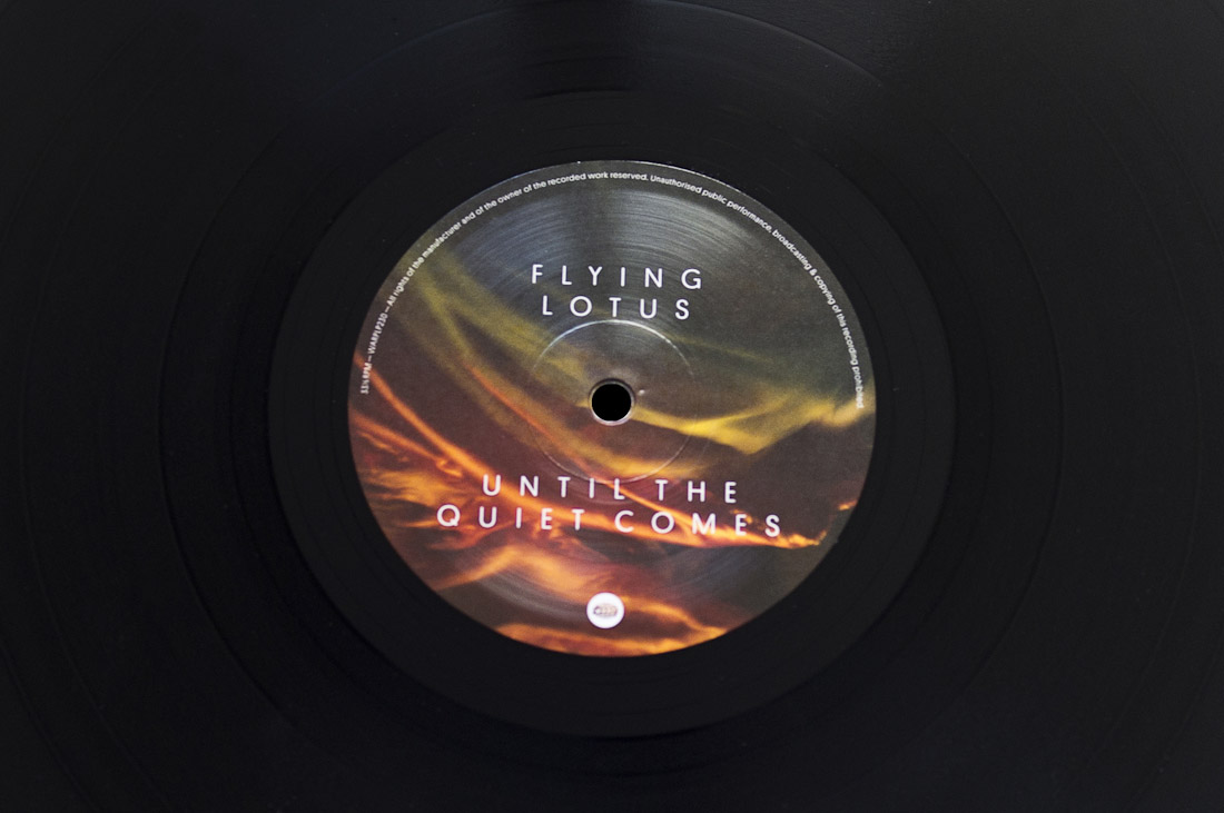 Flying Lotus - When The Quiet Comes