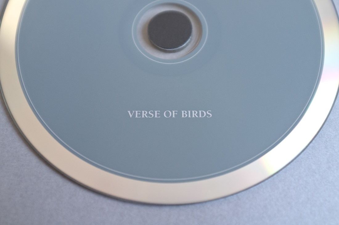 Richard Skelton - Verse of Birds